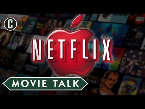 Could Apple Buy Netflix? - Movie Talk