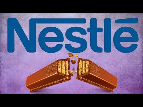 Nestlé: 150 Years of Food Industry Dominance