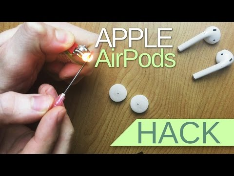 Apple AirPods Free HACK ! - Better Fit and More Bass !