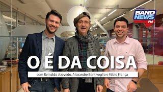 O É da Coisa, com Reinaldo Azevedo - 18/11/2019 - AO VIVO
