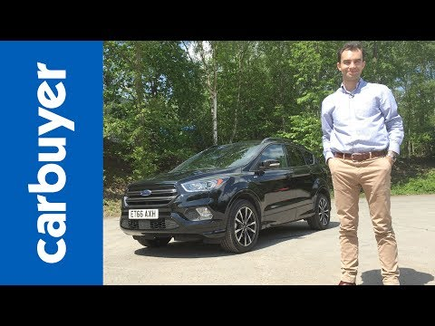 Ford Kuga SUV 2017 review – James Batchelor – Carbuyer