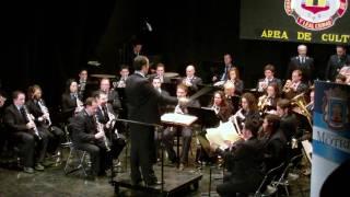 Waltz no. 2 de la suite de jazz no. 2 Dmitri Shostakovich  Arr. Johan de Meij. concierto el 26-3-09 por el día de la mujer en el teatro calderón