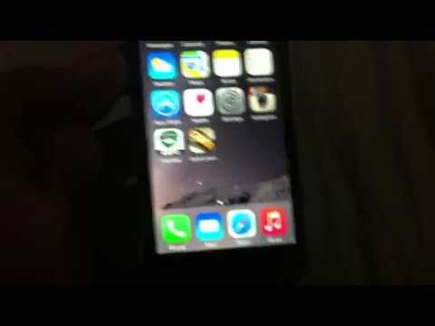 iPhone 6 How to add an email to your phone iOS8