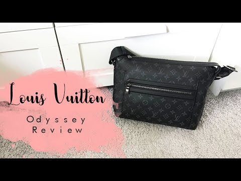 Louis Vuitton // Odyssey Review & What Fits