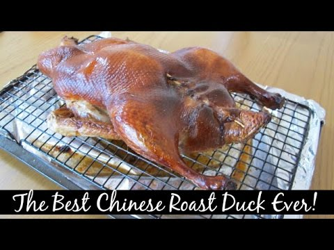 How To Make The Best Chinese Roast Duck Ever