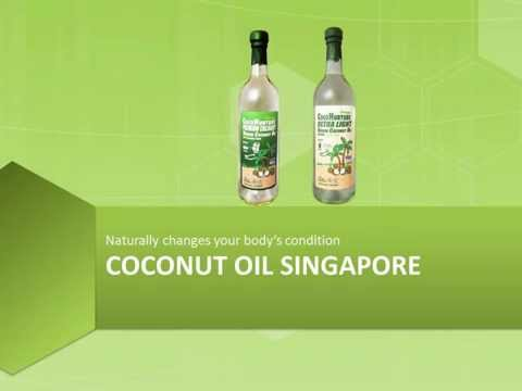 Coconut oil Singapore enhances the condition of the body