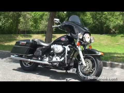 Used 2004 Harley Davidson Electra Glide Classic Motorcycles for sale - Sarasota, FL