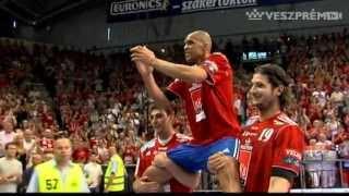 Carlos Perez búcsúja - Veszprém Aréna