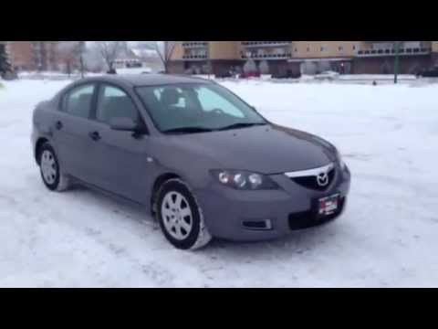2007 Mazda Mazda3 GX - Winnipeg MB - Ride Time Used Cars for Sale