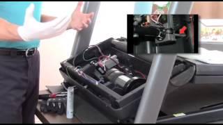 Treadmill Repair, Incline Motor Lubrication