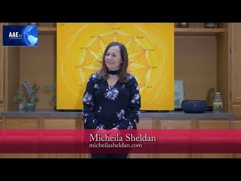 AAE tv   Human Co-Creation   Micheila Sheldan   2.17.18