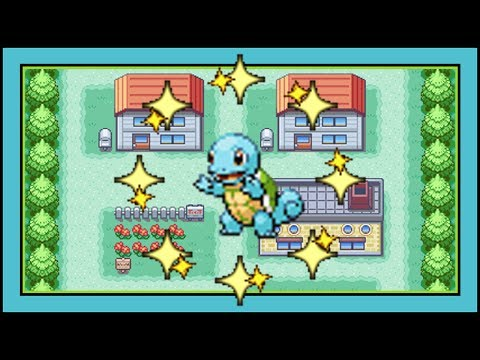 Shiny Squirtle After 14,470 SRs [Leaf Green]