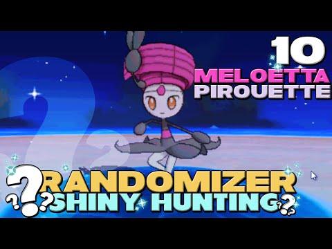 RANDOMIZER SHINY HUNTING - #10 -
