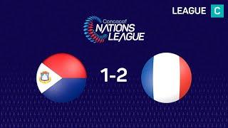 #CNL Highlights - Sint Maarten 1-2 Guadeloupe