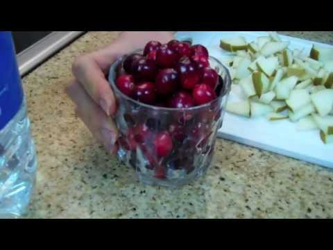 Healthy Cranberry Sauce Weight Loss Recipe