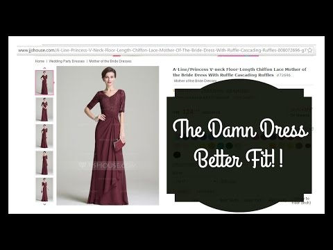 3 Business Tips/Lessons Learned While Trying to Fit into a Damn Dress