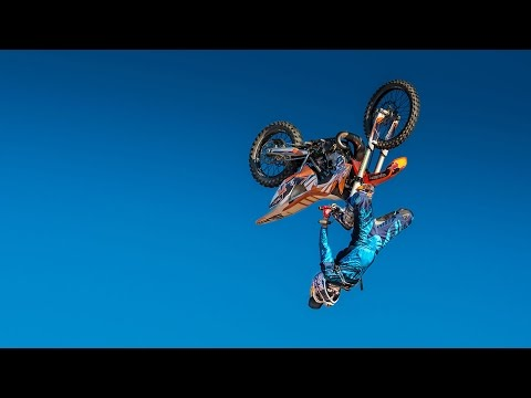 Red Bull || FMX bike setup with Dany Torres