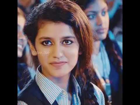 Priya Prakash Warrier Video song | Facebook Viral