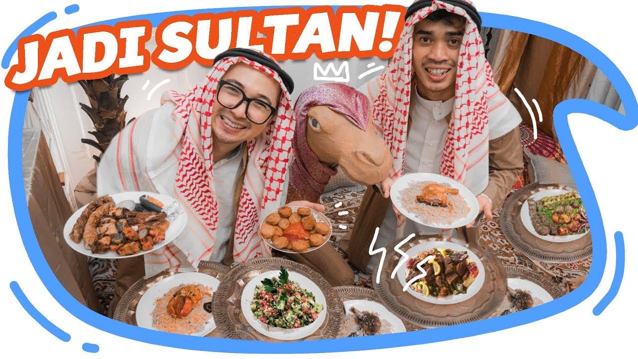 Buka Puasa Pertama Ala Sultan