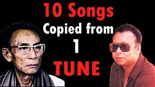 When same Tune was used in 10 different Songs   S D Burman   R D Burman