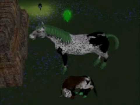 Sims 3 Pets: Horse Breeding