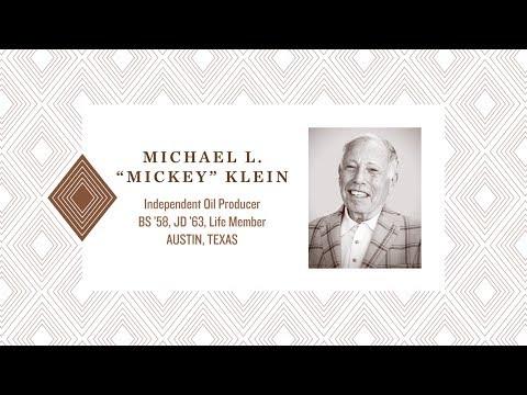 2017 Distinguished Alumnus: Michael