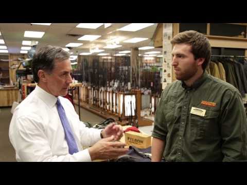 Mark's Outdoors Small Business Interview