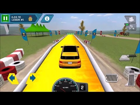 Driving School Test Car Racing-Best Android Gameplay HD
