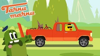 Download Мультики про машинки - Тачки - Тачки - Погоня на полицейской машине! Новые мультфильмы Video