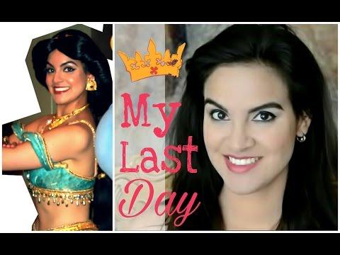 Last Day as Disney Princess