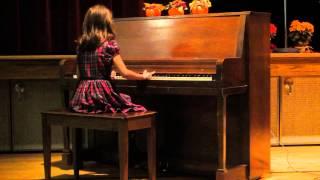 Lilys Piano Recital