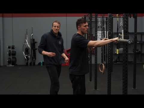 Low Bar Squat vs High Bar Squat