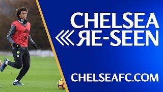 CHELSEA RE-SEEN: Ake's back, new stadium news and Cesc & Willian challenge Courtois