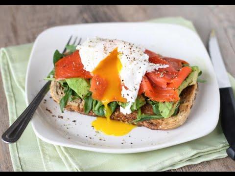 Easy Egg and Salmon Sandwich Recipe