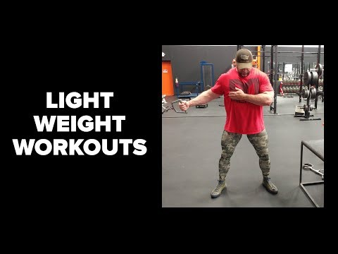 NONSENSE - Light Weight Workouts Give Me an