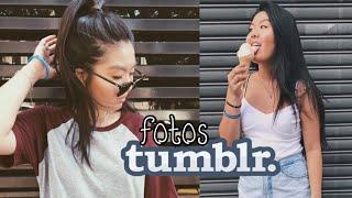 Criando Fotos Tumblr