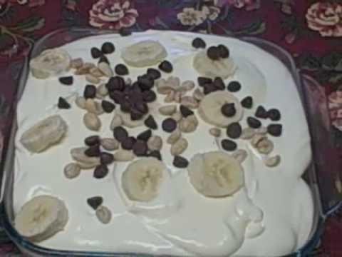 banana nut brownies re: xcookage