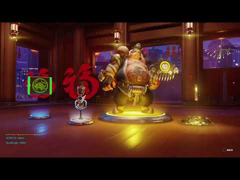 Overwatch OE Year of the Dog Final Week Opening 8 Lunar New Year Loot Boxes