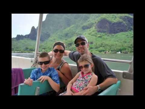 Holiday to the South Pacific Year II - Moorea, Bora Bora, and Tahiti