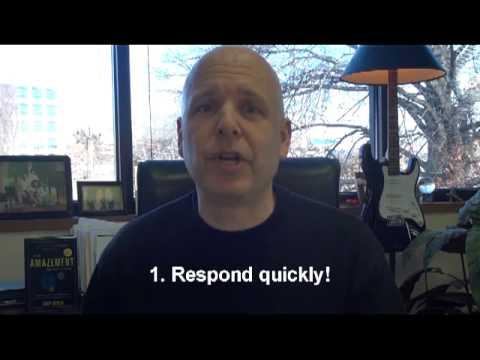 Five Steps to Managing Complaints on Social Media