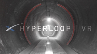 Hyperloop Pod Competition | VR