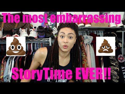 The Most Embarrassing StoryTime EVER!!
