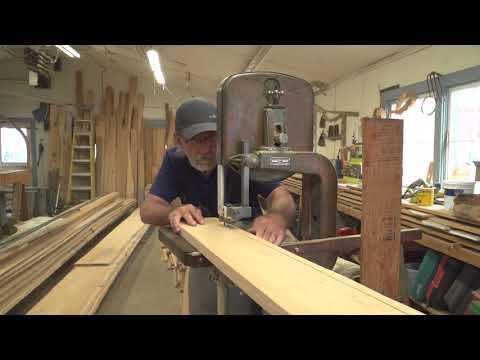 Building the TotalBoat Sport Dory: Episode 22 - The Binder Strake