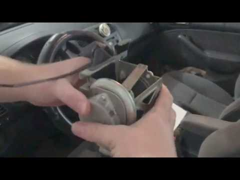 How to Unlock Locked Seat Belts after Accident Repair
