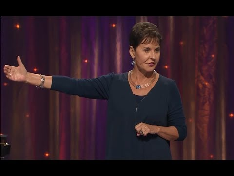 Joyce Meyer - The Power and Promise of God's Word Sermon 2017