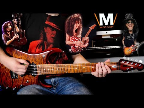 If Classic Rock Had 7-String Guitars