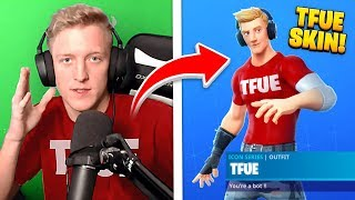 NEW Fortnite YOUTUBER Skins THAT NEED TO BE RELEASED!