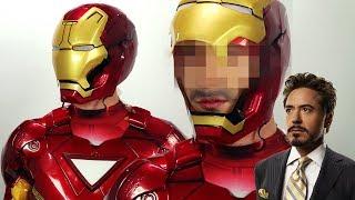 Iron Man / Tony Stark Cover Makeup...I guess LOL || Avengers: Infinity War