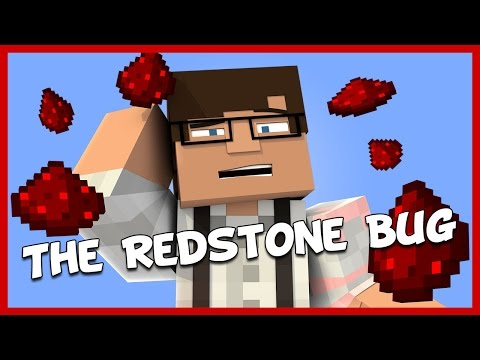 The Redstone Bug: A Minecraft Puzzle Map