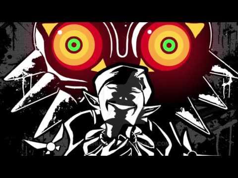 LEGEND OF ZELDA | Perler Bead Majora's Mask